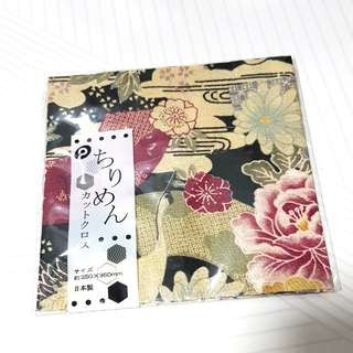 Floral Vintage Cloth (Made in Japan)