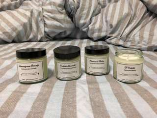 Signature G-Scents Candle