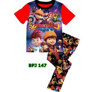 Bobotboy pyjamas set