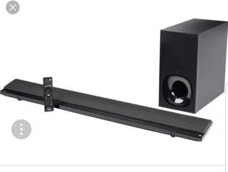 Wts sony HT NT 5 mountable premium wi fi soundbar.special price for this weekend.