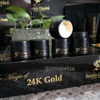 Secret desire skin polish