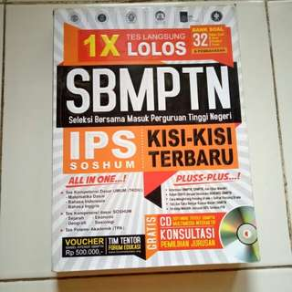 SBMPTN BOOK
