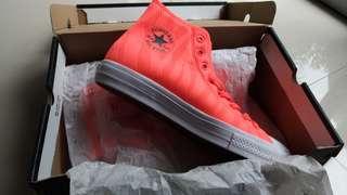 Sepatu Converse Allstar Chuck Taylor 2 Hyper Orange