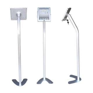 """iPad floor stand with lock for 9.7"""" iPad only Whatsapp:8778 1601"""