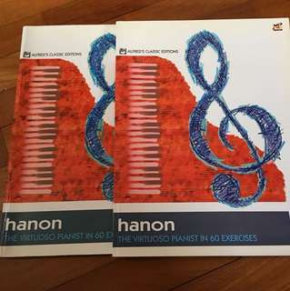 Hanon (Alfred's classic editions)