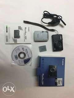 Canon camera s90
