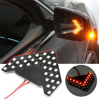 Sequential LED Arrows for Car Side Mirror Turn Signal Lights