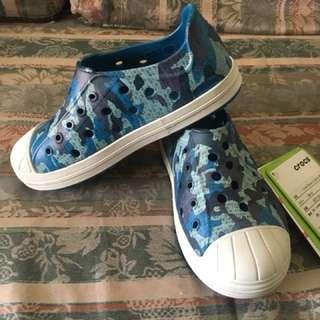 Crocs Bump It Camo Shoes