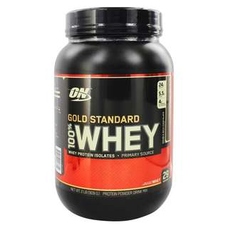 *On hand and ready to ship* 2lbs Optimum Nutrition Gold Standard 100% Whey Cookies & Cream - On Sale previously P1800!