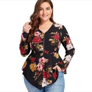 Plus size blouse 3 XL
