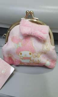 My Melody Fury Coin Pouch