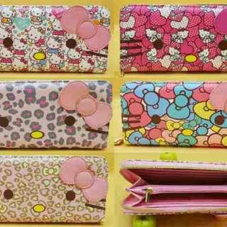 Dompet Hello Kitty panjang