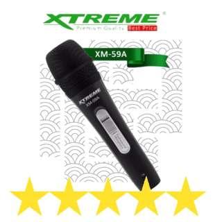 ✅⭐️ Xtreme Microphone XM 59A