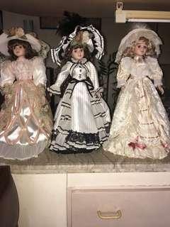 Victorian dolls (3)