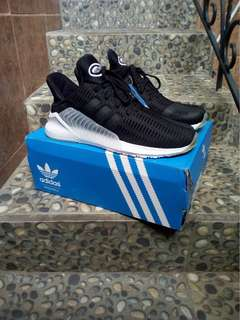 Adidas climacool original black running shoes