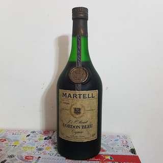 Martell cordon bleu 馬爹利藍帶沙樽