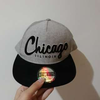 Chicago Snapback
