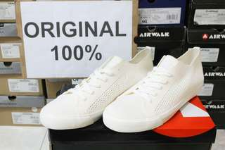 Sepatu Airwalk Jersey white Original