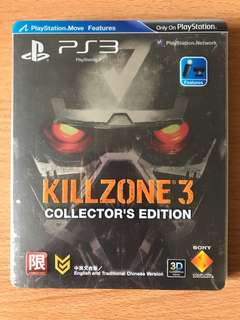 Ps3 Killzone 3 Collector's Steelbook Edition