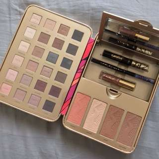 Tarte Holiday 2016 Pretty Paintbox Collector's Makeup Case