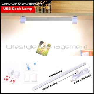 USB Table/Desk/LED Home/Office Reading Lamp/Light Lamp 37cm