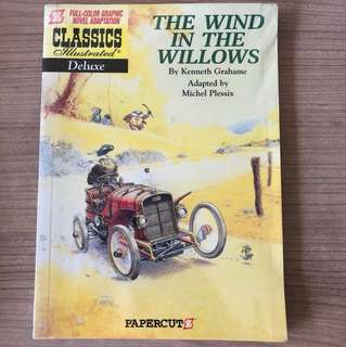 The wind in the willow classic storybook