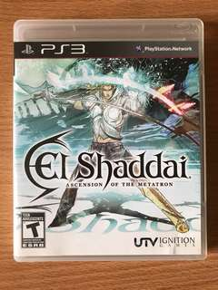 Ps3 El Shaddai
