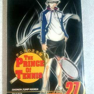 The Prince of Tennis Volume 27 Manga