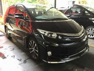 Toyota Estima Aeras 2.4 2013 unreg