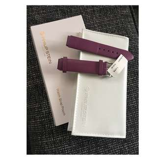 Philip stein purple strap repriced