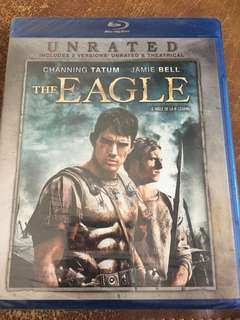 The Eagle, unrated edition, blu ray
