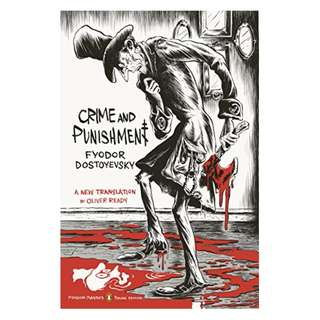 Crime and Punishment: (Penguin Classics Deluxe Edition) Kindle Edition by Fyodor Dostoyevsky  (Author),‎ Zohar Lazar (Illustrator),‎ Oliver Ready (Editor, Introduction, Translator)
