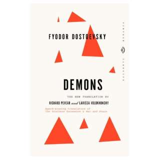 Demons (Vintage Classics) Kindle Edition by Fyodor Dostoevsky (Author),‎ Richard Pevear (Translator),‎ Larissa Volokhonsky (Translator)