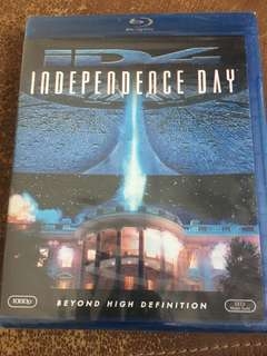 Independence Day, blu ray
