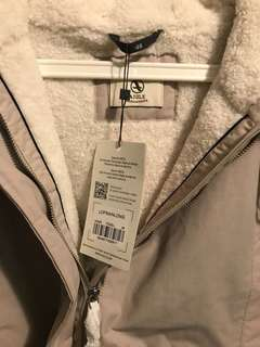 Aigle Lofrainlong White Jacket - MTD