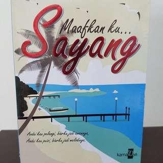 BN Malay Novel (Maafkanku Sayang)