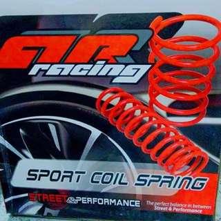 Car sport spring&adjustable