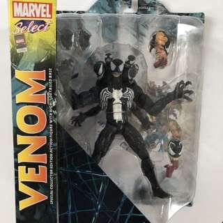 Marvel select venom 猛毒