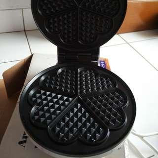 Waffle Maker Kondisi 99%