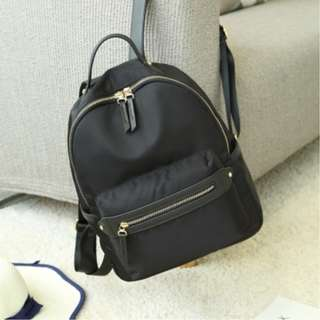 Korean style lady college style backpack