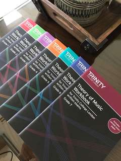Trinity Theory of Music workbook