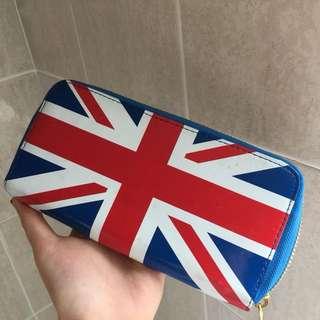 British Flag design wallet