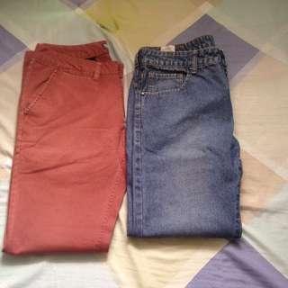 Bundled Pants