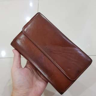 Dompet Kulit made in Italy