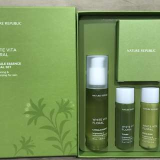 Nature Republic Capsule Essence Special Set