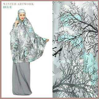 Mukena Winter artw