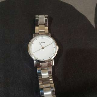 LSVTR Stainless Steel Watch