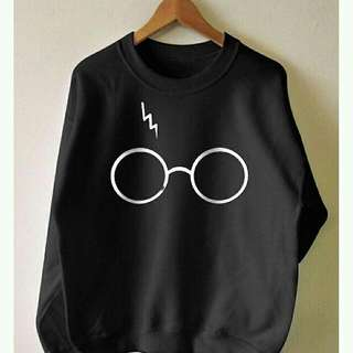 Bw Harry Potter