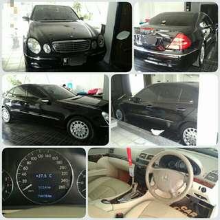 Mercedes Benz tipe E260