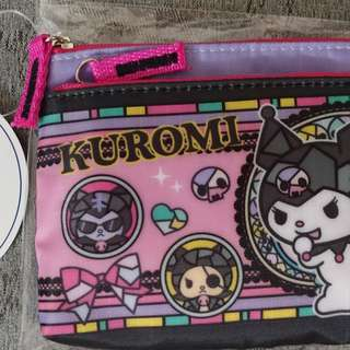 Kuromi 文具袋或化妝袋